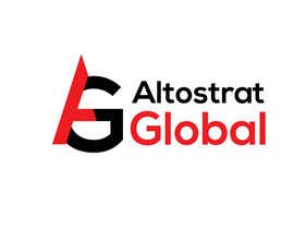 nº 30 pour Design a Logo for Altostrat Global par pranto425