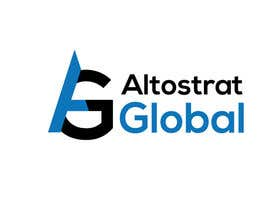 nº 40 pour Design a Logo for Altostrat Global par pranto425