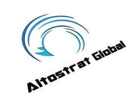 nº 27 pour Design a Logo for Altostrat Global par tamzidsuhas46