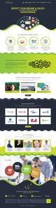 Icône de la proposition n°6 du concours Design a Website Homepage for Marketing and Digital Company