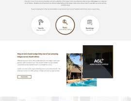 nº 7 pour Website design par ByteZappers