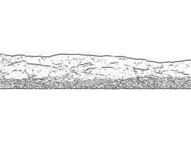 nº 16 pour Pyrennees mountain tattoo design par pallameena