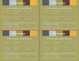 nº 21 pour pass port card par kalaja07