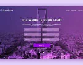 nº 54 pour website background Homepage par pilipenko2001