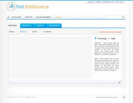 #60 for Website Design for First InfoSource af anjaneyabattu