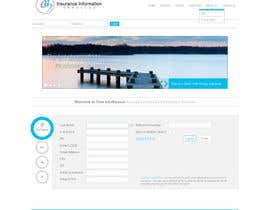#16 pentru Website Design for First InfoSource de către ro14Design