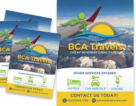 nº 3 pour Travel Agency Ad-1 par KahelDesignLab