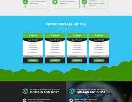 nº 11 pour Design a Website Mockup -- 2 par husainmill