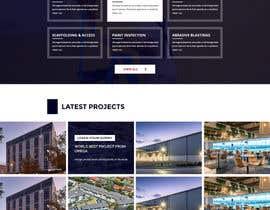 nº 12 pour Design a Website Mockup -- 2 par husainmill