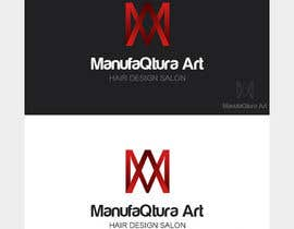 #9 cho Logo Design for Polish hair salon -  ManufaQtura Art bởi Qbrothers