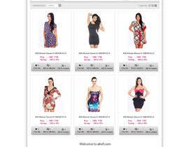 #19 pentru Website Design for fashion business de către mughikrish