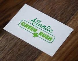 nº 17 pour Design a Logo for Atlantic Green Rush par linedsl