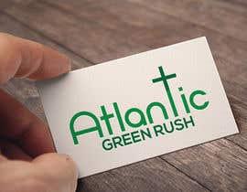 nº 37 pour Design a Logo for Atlantic Green Rush par mehedimasudpd