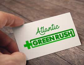 nº 29 pour Design a Logo for Atlantic Green Rush par farzanamim333