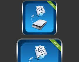 #99 untuk Icon Design for a Document Scanner Phone App oleh mightisright