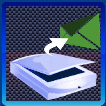 Proposition n°                                        51                                      du concours                                         Icon Design for a Document Scanner Phone App