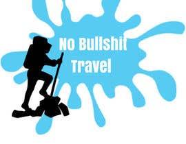 nº 15 pour Design No Bullshit Travel a Logo par nurdiyanaasyiqin