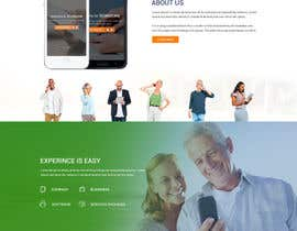 nº 14 pour Design a Website Mockup par yasirmehmood490