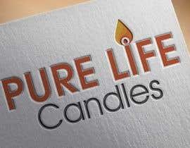 nº 56 pour Design a Logo for a Candle Company par itsvikz13