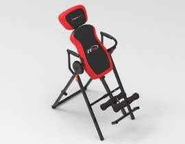 nº 12 pour 3D Modelling - Inversion Table - Sports Equipment par alaa44010