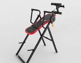 nº 6 pour 3D Modelling - Inversion Table - Sports Equipment par mekhack