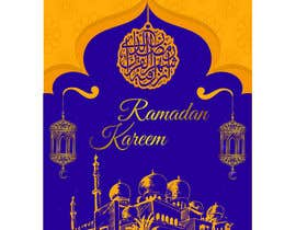 nº 17 pour Ramadan greeting par joney2428