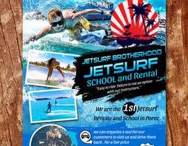 nº 6 pour Design a flyer/ business card/b2 poster par ericzgalang