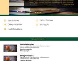 #13 for Design a Website Mockup by kgustavsb