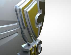 nº 12 pour Convert HC Logo to nice Cinema 4D 3D Artwork par arrecife1969