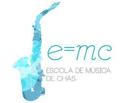 #32 para Modernização de logotipo - Escola de Musica por marianafsc