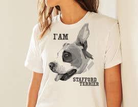 nº 15 pour Design a 30 T-Shirt's on dog theme par santosoroby