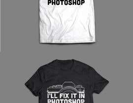 #13 for Funny Photography/camera t-shirt design by Exer1976