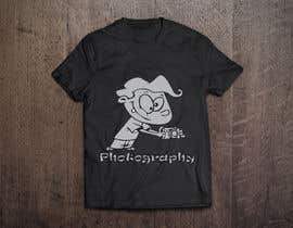 #19 for Funny Photography/camera t-shirt design by xercurr