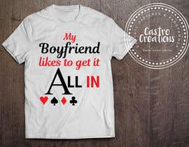 nº 14 pour Poker T-Shirt   -   All-in par castroralph17