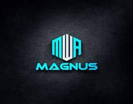 nº 68 pour Design a logo for Magnus par ledp014
