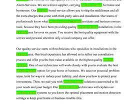 nº 8 pour Content Writing par raishahaque