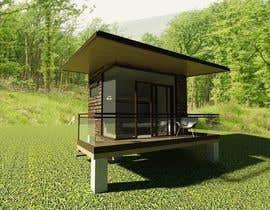 "nº 34 pour Architectural design of ""sleeping sheds"" par RArkhitekton"