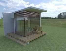 """nº 18 pour Architectural design of """"sleeping sheds"""" par coffeefarism"""