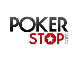 #154 para Logo Design for PokerStop.com de Grupof5