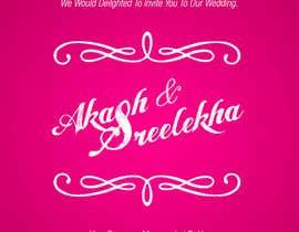 nº 4 pour wedding card design to invite friends par ISShaikh007