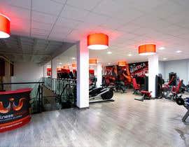 nº 11 pour Retouch images of fitness Center par SunSquare10