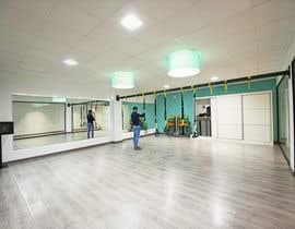 nº 25 pour Retouch images of fitness Center par SunSquare10