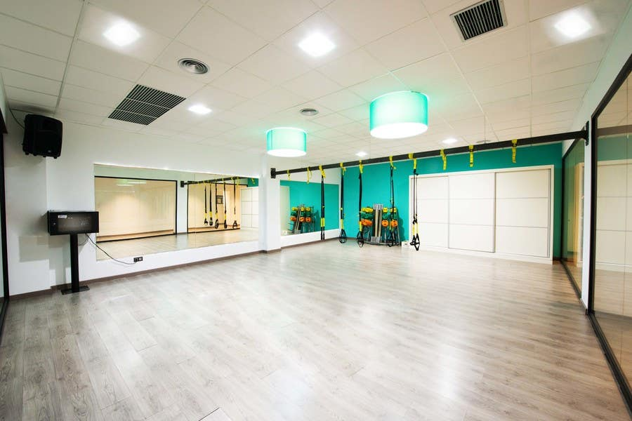 Proposition n°19 du concours Retouch images of fitness Center