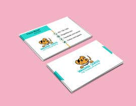 nº 88 pour Business Card for Dog Trainer par mmasumbillah57