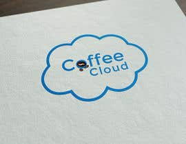 nº 46 pour Coffee Cloud Logo par mrvintage786