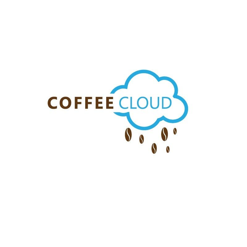 entry 76 by santanuhait for coffee cloud logo freelancer