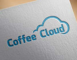 nº 88 pour Coffee Cloud Logo par harriswk8