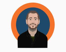 nº 28 pour Create a cartoon/illustrated image of me for use as an online avatar par Rubelrds