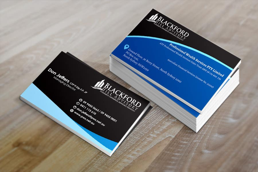 Entry #12 by imeldasahol for Design some Business Cards for ...