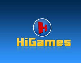 #61 for Logo Design for HiGames.In af fastestsms